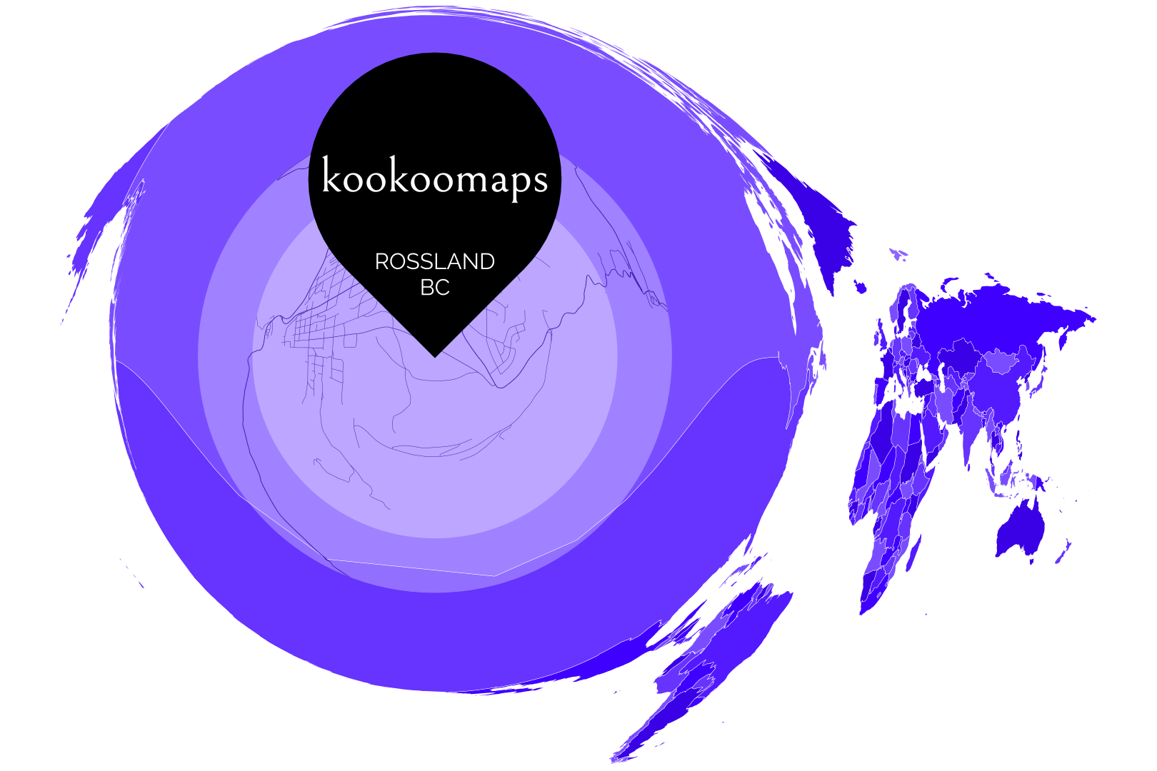 location kookoomap